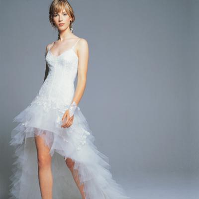 Brautkleider Kurzes Hochzeitskleid Weddingbelle