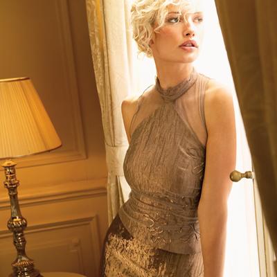 Ballkleider - Schlichte Abendkleider ohne großes Theater - Weddingbelle