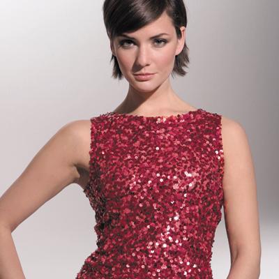 neues Erscheinungsbild heiß-verkaufendes spätestes 100% original Abendkleider - Glitzerkleid - Weddingbelle