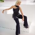Elegant zwart broekpak