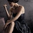 Sexy kort zwart jurkje